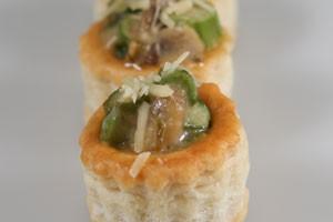 Gourmet-Vol-au-Vent-Platter